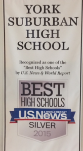 U.S. News & World Report names YSHS one of the best high schools in the country in 2015